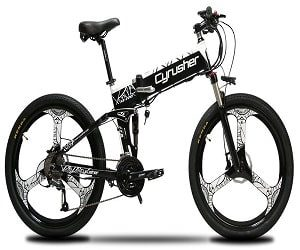 Cyrusher XF770 Folding Electric Bike