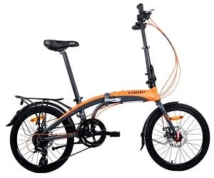 Camp Adult Foldable Bike