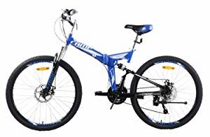 Camp Alloy Folding Mountain Bike