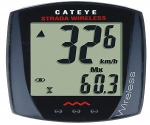 Cat EyeStrada Wireless Bike Computer