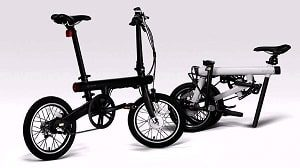 Electric Foldable Bike