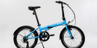 EuroMini ZiZZO Campo Lightweight Aluminum Frame Shimano Folding Bike Review
