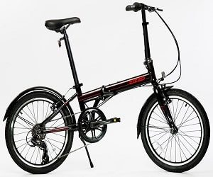 EuroMini ZiZZO Foldable Bike