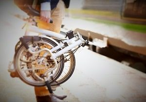 Folding Bike Weight