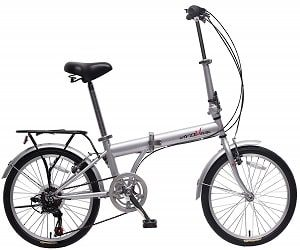 IDS Home U Transformer Foldable City Bike