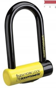 Kryptonite Fahgettaboutit Mini Bike Lock