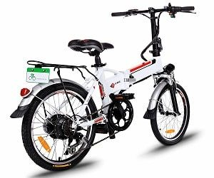 Miageek Folding Aluminum Electric Bike
