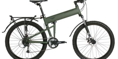 Montague Paratrooper 24 Speed Folding Mountain Bike Review