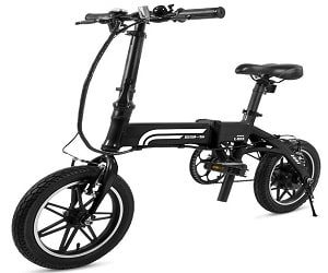 SwagCycle EB-5 Pro Folding Electric Bike