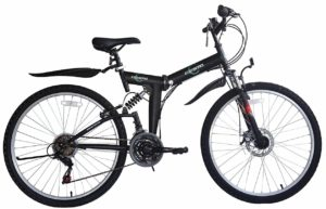 Shimano Folding Mountain Bike