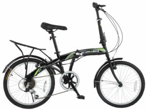 Stowabike Folding City V3 Compact Bike