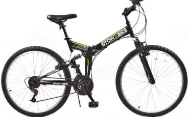 Stowabike MTB V2 Folding Dual Suspension Mountain Bike Review