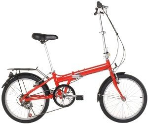 Vilano Lightweight Foldable Bicycle